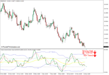 Traders Dynamic Index with Visual Alerts Indicator for MT4
