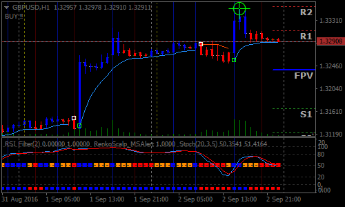 More Than 50 Pips In One Day Scalping On Renko Charts | blogger.com