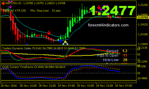 Forex cash king indicator