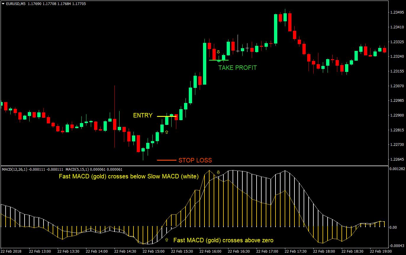 Dual MACD Cross Forex Trading Strategy ...