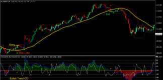 Donchian Trend Forex Trading Strategy 1
