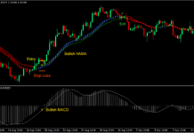 MACD HAMA Cross Forex Trading Strategy 1