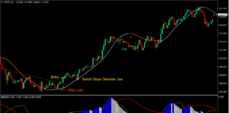 Big Trend MACD Forex Trading Strategy 1