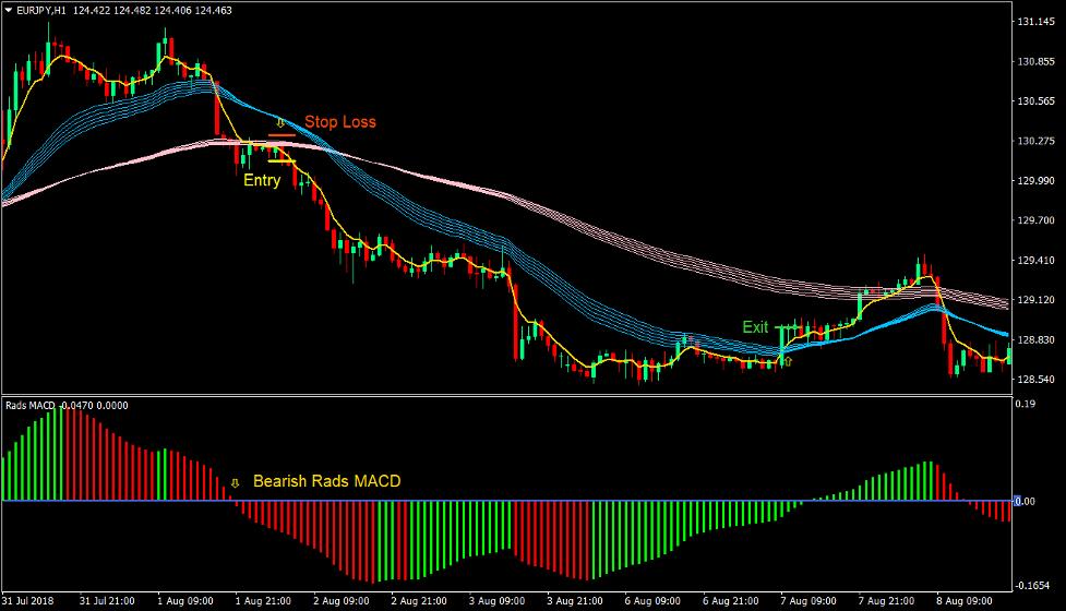 Rads MACD Trend Forex Trading Strategia 3