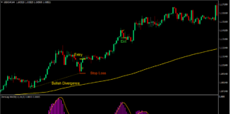 MACD Divergence Forex Trading Strategy